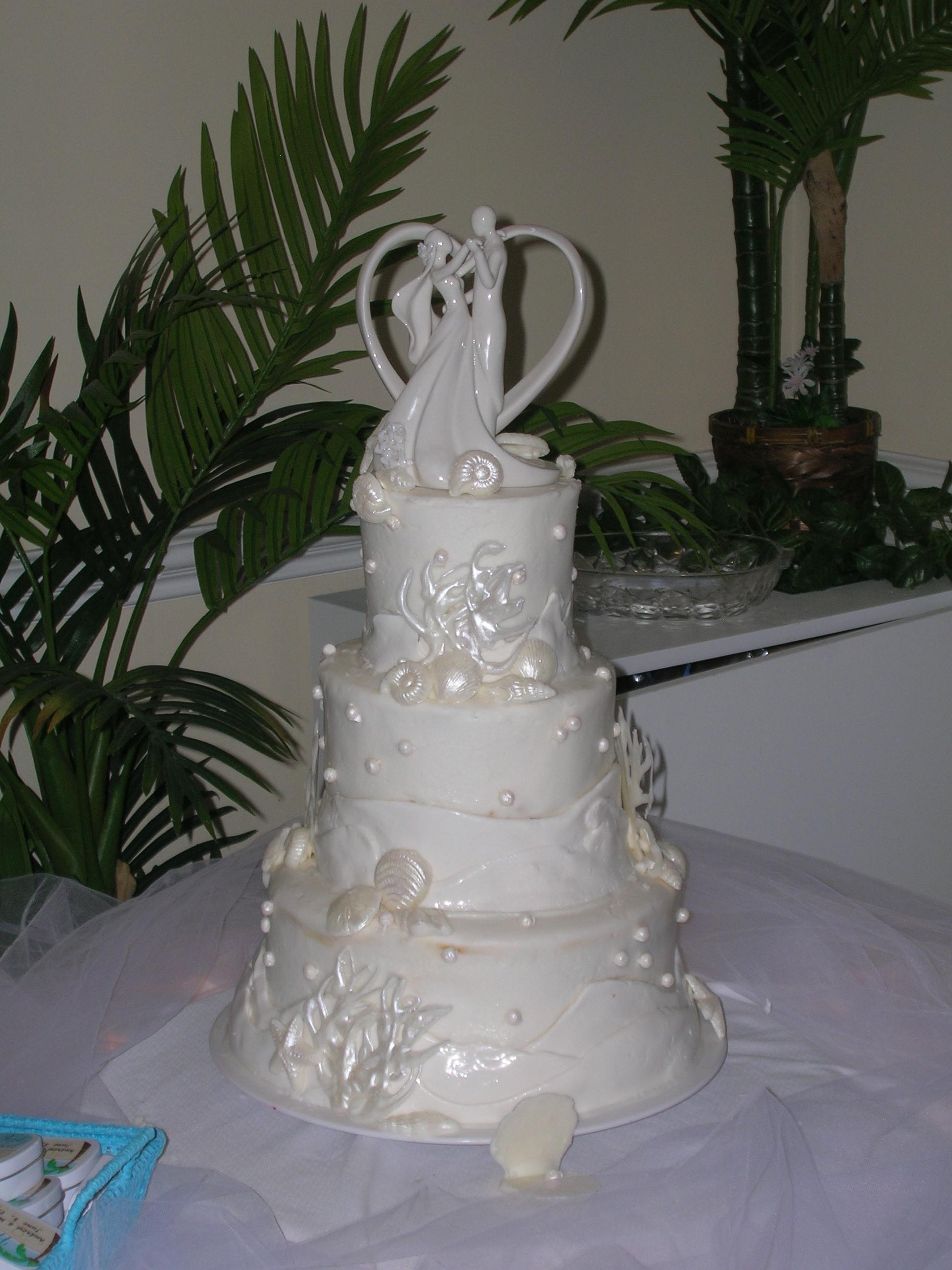 Myrtle Beach Wedding Cakes